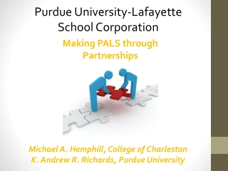 Lafayette School Corporation
