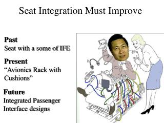 Seat Integration Must Improve