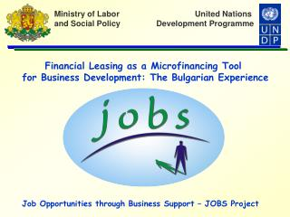 JOBS Project Overview