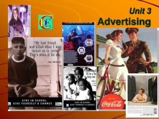 Unit 3 Advertising