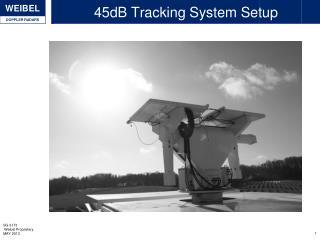 45dB Tracking System Setup