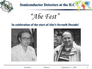 Semiconductor Detectors at the ILC