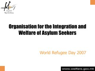 Organisation for the Integration and Welfare of Asylum Seekers