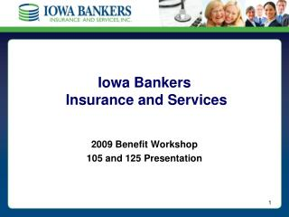Iowa Bankers  Insurance and Services