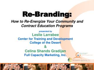 Re-Branding: