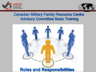 Canadian Military Family Resource Centre Advisory Committee Basic Training