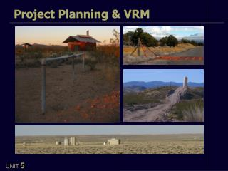 Project Planning & VRM