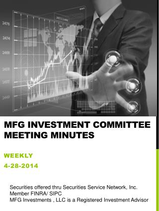 MFG Investment Committee Meeting Minutes