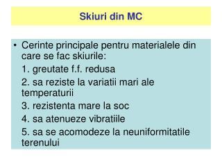 Skiuri din MC