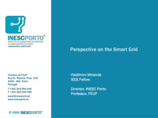 Perspective on the Smart Grid