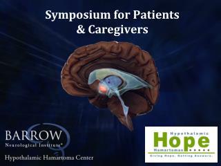 Symposium for Patients  & Caregivers