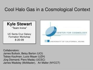 Cool Halo Gas in a Cosmological Context