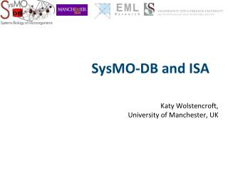 SysMO-DB and ISA