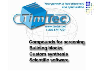 TimTec History Highlights
