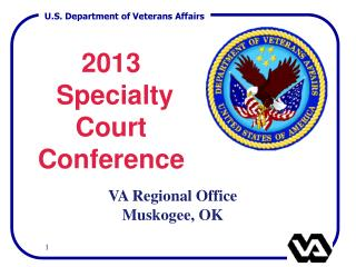 2013  Specialty Court Conference