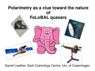 Polarimetry as a clue toward the nature of  FeLoBAL quasars