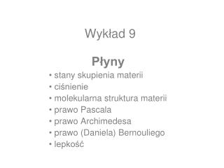 Wyk ? ad  9