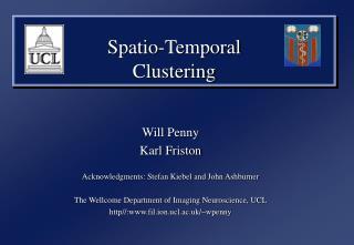 Spatio-Temporal Clustering
