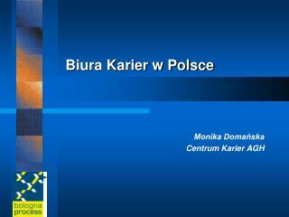 Biura Karier w Polsce