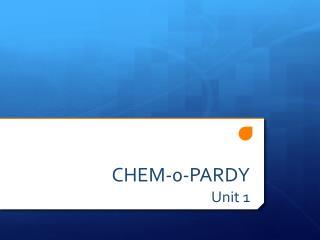 CHEM-0-PARDY