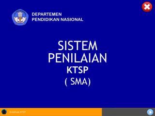 KTSP ( SMA)