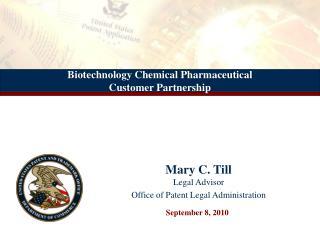 Biotechnology Chemical Pharmaceutical  Customer Partnership