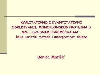 Danica Matišić