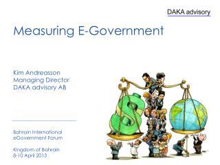 Kim Andreasson Managing Director DAKA advisory AB