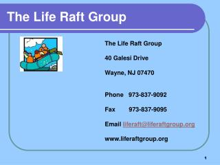 The Life Raft Group