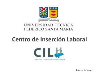 Centro de Inserción Laboral