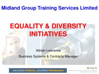 Midland Group Training Services Limited