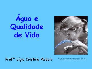 Água e Qualidade de Vida