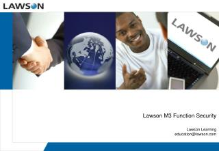 Lawson M3 Function Security