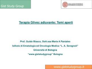 Gist Study Group