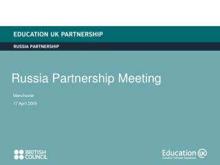 Russia Partnership Meeting