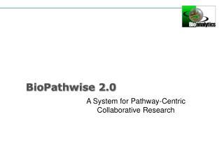 BioPathwise 2.0