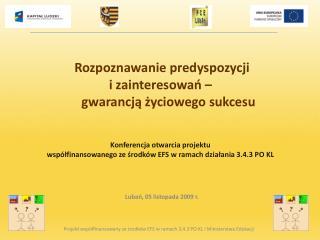 Lubań, 05 listopada 2009 r.