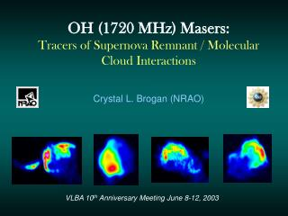 OH (1720 MHz) Masers: Tracers of Supernova Remnant / Molecular Cloud Interactions