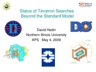Status of Tevatron Searches  Beyond the Standard Model
