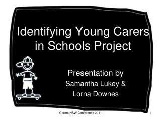 Identifying Young Carers in Schools Project