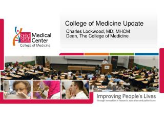 College of Medicine Update