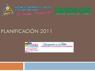 Planificación 2011
