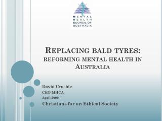 Replacing bald tyres: reforming mental health in Australia