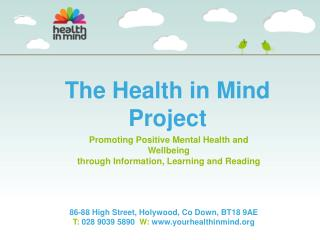 The Health in Mind Project