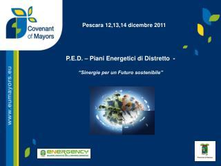 Pescara 12,13,14 dicembre 2011