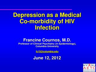 Based on a review of studies prevalence rates for depression range from 12% to 71%.
