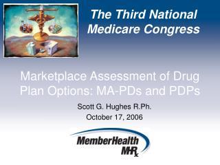 Scott G. Hughes R.Ph. October 17, 2006