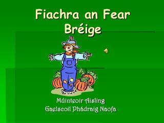 Fiachra an Fear Bréige