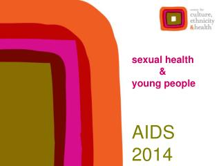 sexual health            &  young people