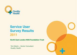Service User  Survey Results 2011